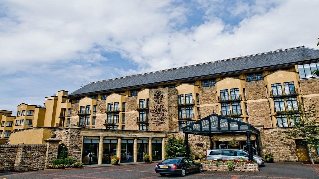 Scotland Hotel, Golf Resort, and Spa | Old Course Hotel
