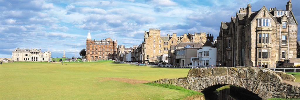 Macdonald Rusacks Hotel St Andrews Fife