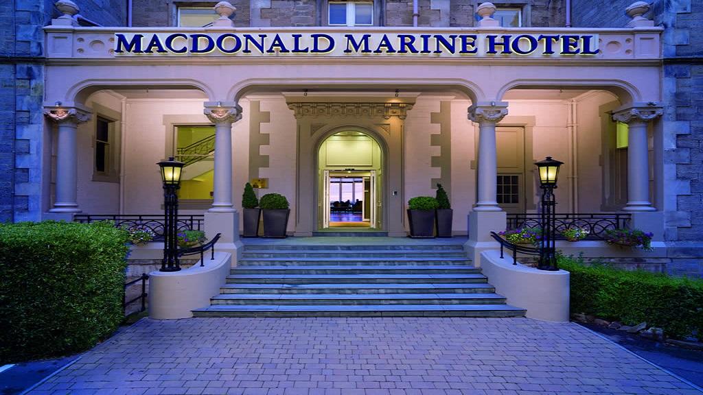 Macdonald Marine Hotel Spa North Berwick